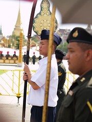 PB028730 (giftschen) Tags: thailand army bangkok ceremony royal thai tradition cremation