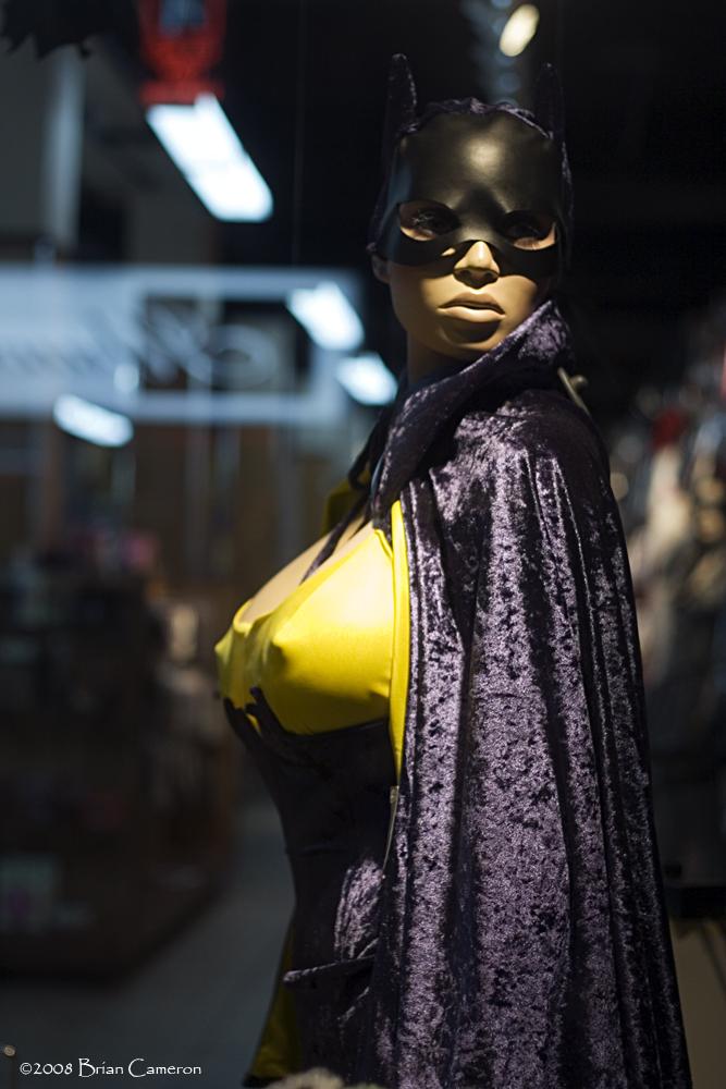 Batwoman?