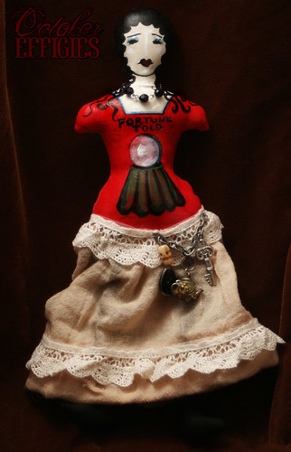 Fortune Told Doll