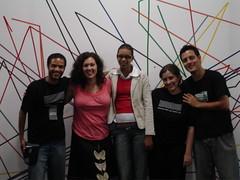 Dilson, Sarah, Eva, Carolina & Roberto