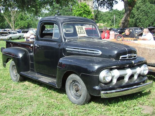 ford pickup f100 195152 1r80601