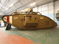 Mark V Tank (Megashorts) Tags: uk museum war tank mark military olympus vehicles v dorset vehicle british inside e3 ww1 fighting 2008 armour zuiko tankmuseum bovington armoured zd 1122mm bovingtontankmuseum bovingtonmuseum