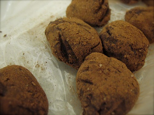 Project 247/365 - Chocolate Truffles
