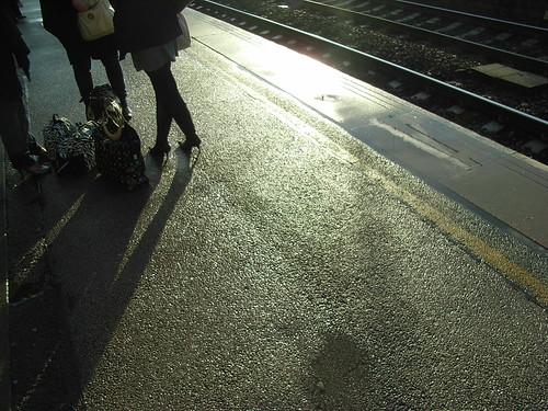 Keighley Railway Station