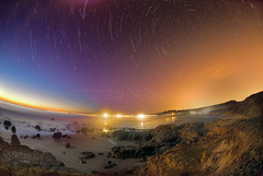 Pigeon Point (Harold Davis) Tags: night harolddavis sca pigeonpoint stacked startrails ss3 starcircleacademy