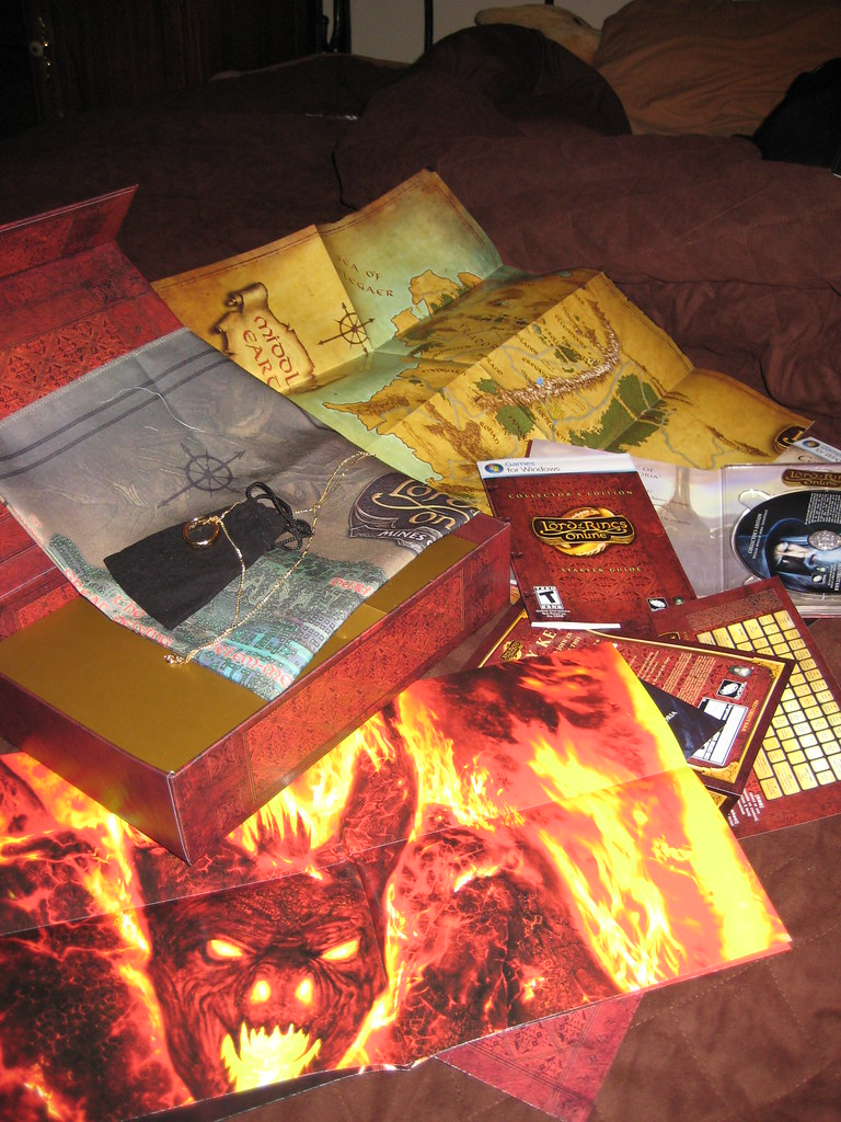 LotRO Collector's Edition
