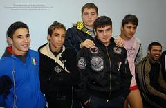 08 Noiembrie 2008 » Campionatul naţional la lupte pe echipe