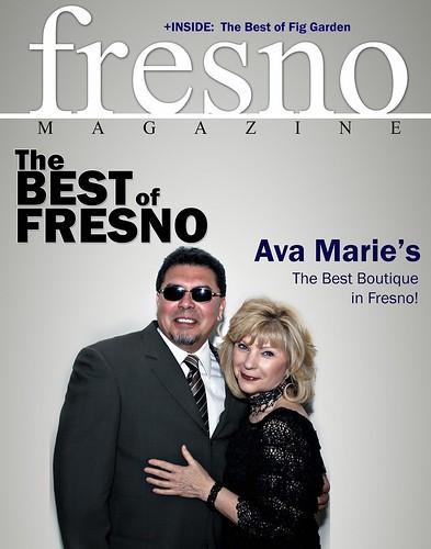 Mock Magazine - Ava Marie's