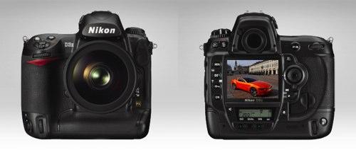 Nikon D3X -- Here?