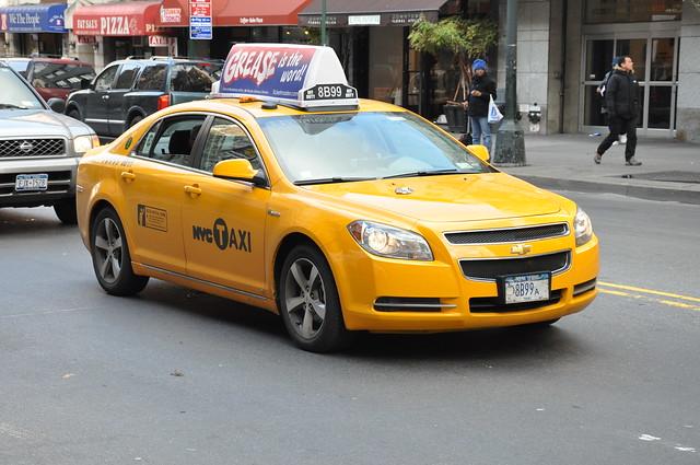 nyc ny newyork chevrolet gm manhattan taxi malibu gothamist 14thstreet hybrid greenwichvillage taxicab nyctaxi newyorkcounty newyorkciity