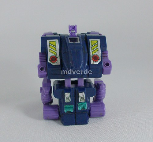 Transfomers Blot G1 - modo robot (by mdverde)