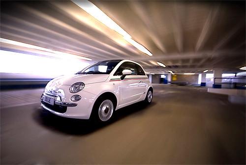 Fiat 500 rigshot