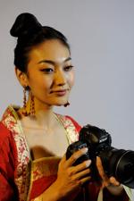 Nikon D3X ISO1600 Portrait