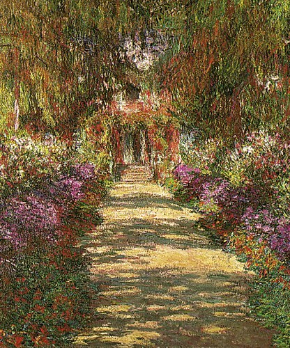 Claude-Monet-Le-Jardin-a-Giverny
