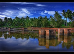 Gates without enemies... (rev_adan) Tags: canon landscape eos gate philippines msu adan hdr pinoy mindanao revo naawan revadan vosplusbellesphotos top20worldwide