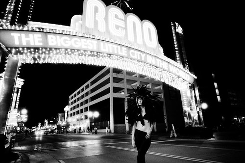 reno sad show girl