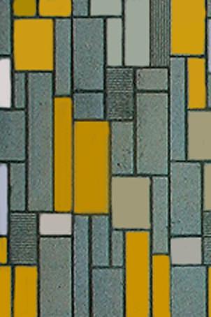 Faux Mondrian