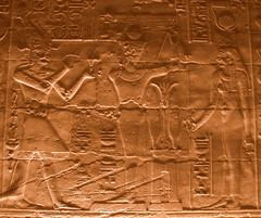 Alexander the Great (Inopos),Amun-re & Isis. () Tags: africa vacation holiday art writing temple ancient ruins king tour god northafrica 911 egypt pharaoh desierto publicart egipto alexander september11 luxor ramadan isis rtw wallpainting gypten egitto vacanze hieroglyphs thebes egypte wste roundtheworld ancientegypt afrique dsert  hieroglyph antiquities wallpaintings globetrotter greathouse northernafrica amunra luxortemple eastbank   alexanderthegreat templeofluxor  amunre worldtraveler upperegypt aluqsur  wallcarvings alexandrelegrand barqueshrine privatetour  qina  inopos     iptrsyt greekamun  thegreekamun desertumafricanum