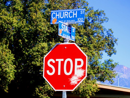 Stop the Intersection of Church and State