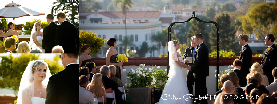 pg05 Canary Hotel Wedding Ceremony