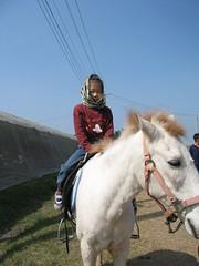 20090130-yoyo騎馬