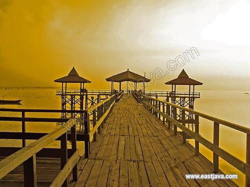 Kenjeran Beach - Surabaya - East Java
