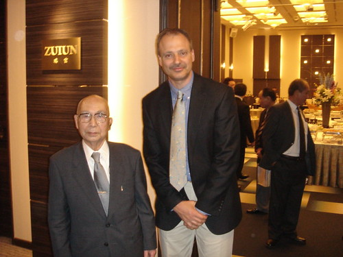 Meeting Kinjo Hiroshi Sensei