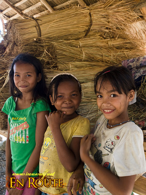 Buhid Mangyan Kids