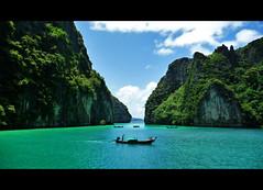 Phi Phi Leh (Edi Go) Tags: beach thailand island bay phi maya don koh leh sai krabi ton loh samah