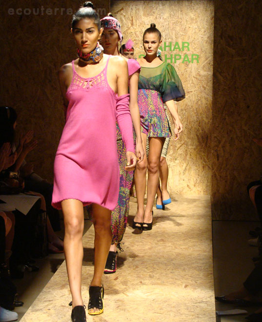 Bahar Shahpar Spring Collection 2010