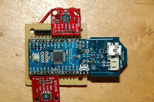 Sensor pack v2b