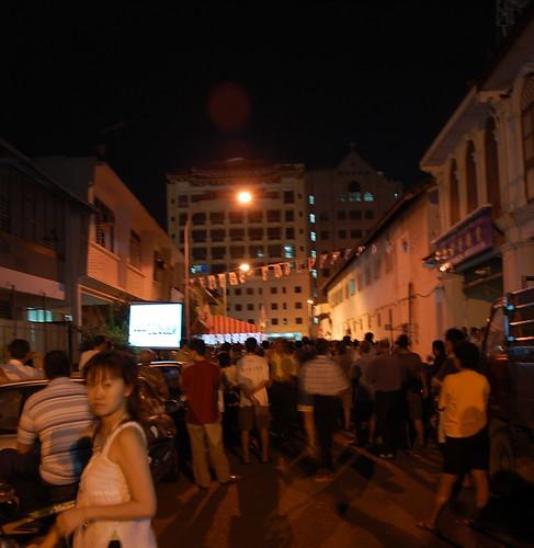 DAP ceramah in Penang