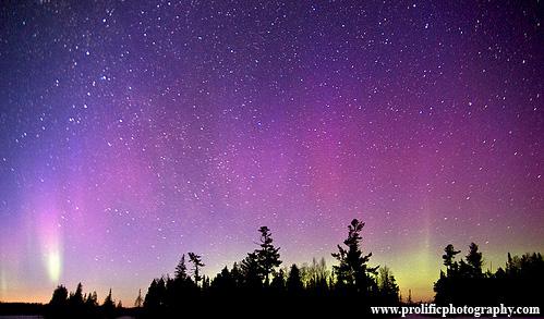 Aurora Borealis - 3-27-08
