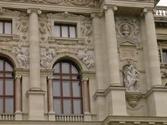 Exterior (* T *) Tags: vienna austria kunsthistorischesmuseum dscn3721