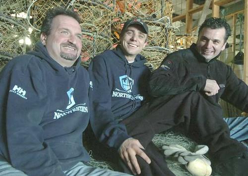 Nick Mavar, Jake Anderson, John Mavar. (Photo courtesy of Matt Wallis)