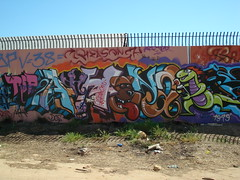 Rip-Athena Revok MSK AWR TSL LosAngeles Graffiti Art (anarchosyn) Tags: art graffiti losangeles awr msk revok tsl ripathena