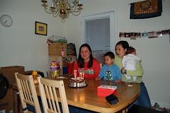 Happy Birthday, Auntie Michelle