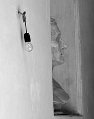 with the blank stare (Gulixx - Made in north Africa) Tags: new old city urban blackandwhite bw italy white black art fun reflex nikon italia day live bn explore sicily palermo bianco nero sicilia italians d80