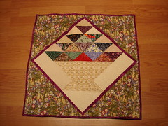 Spring Doll Quilt Swap