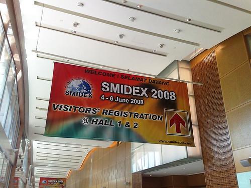 Smidex 2008