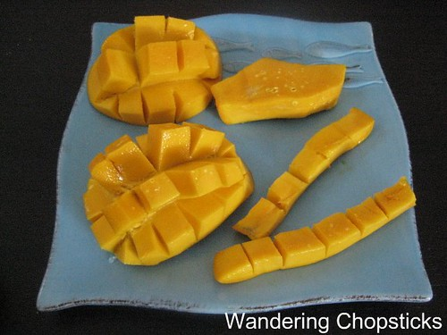 How to Peel and Cut a Mango 6