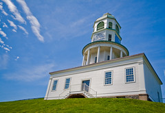 Citadel Hill - Old Town Clock
