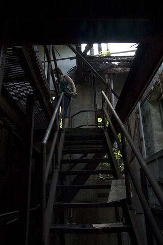 Skold 'n Stairs
