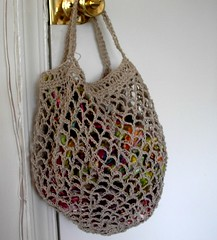 hemp market bag