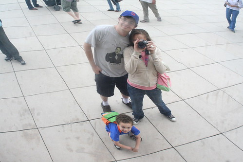 Fun at Millennium Park!