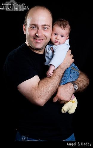 Angel & Daddy