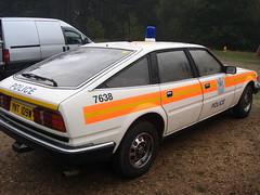 Police Rover SD1