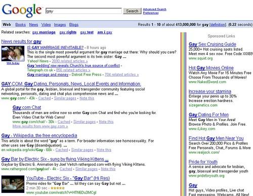 Google Raises the Flag for Gay Pride
