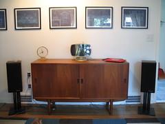 New buffet--Score! (Library Fashionista) Tags: buffet showyourhouse