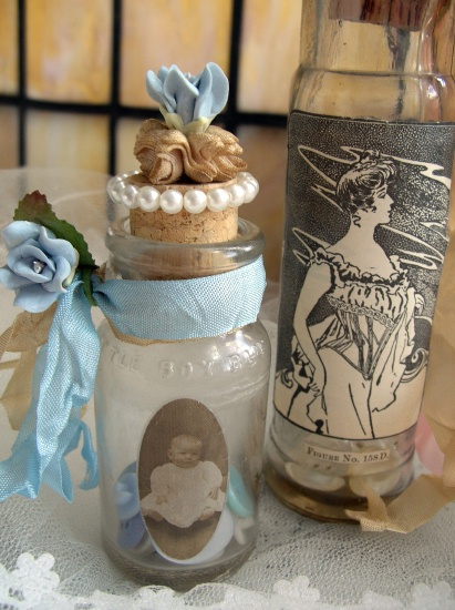 Romantic Bottles